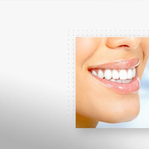 Website for German dentist clinic