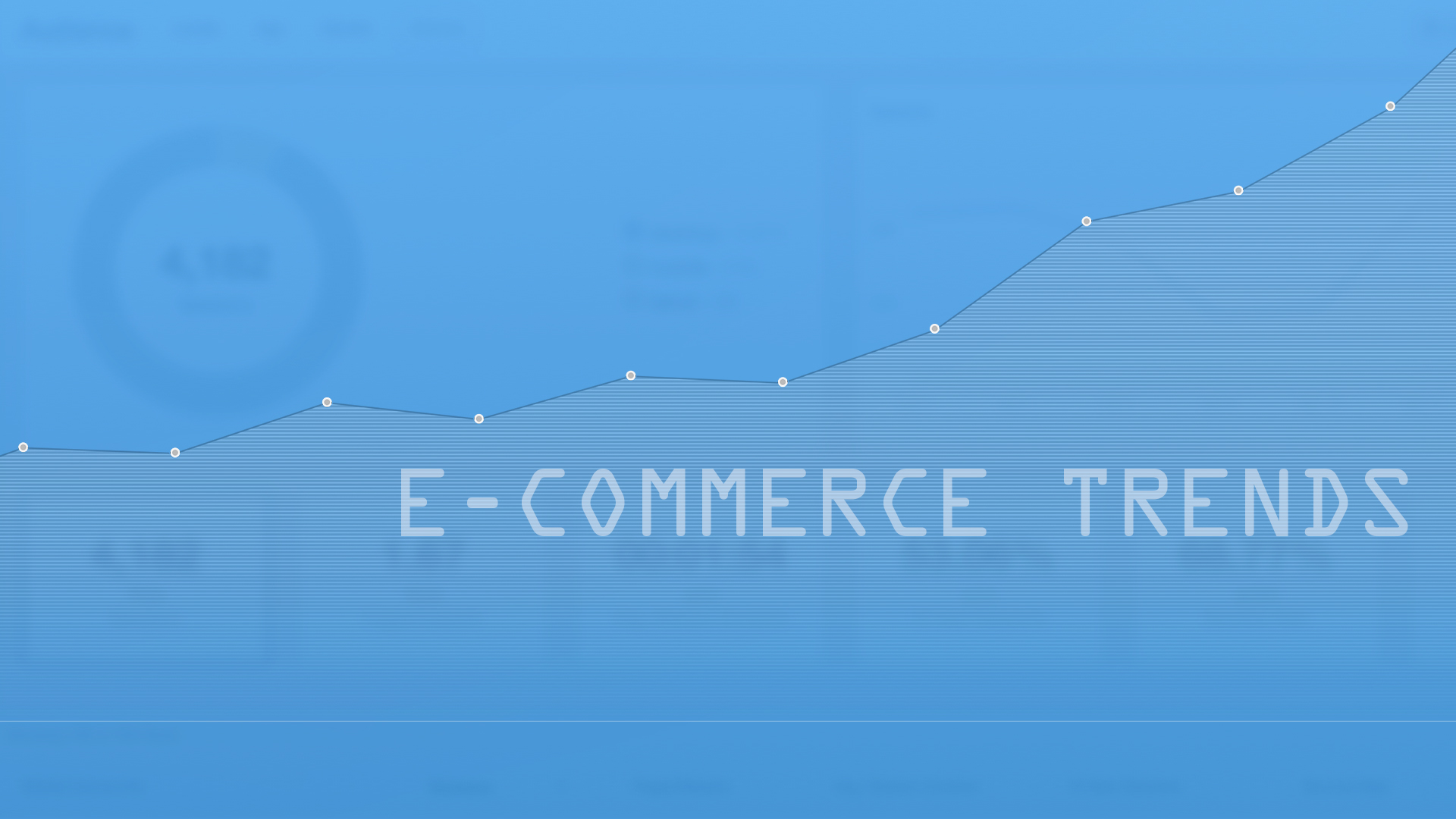 3 E-commerce trends to follow in 2019