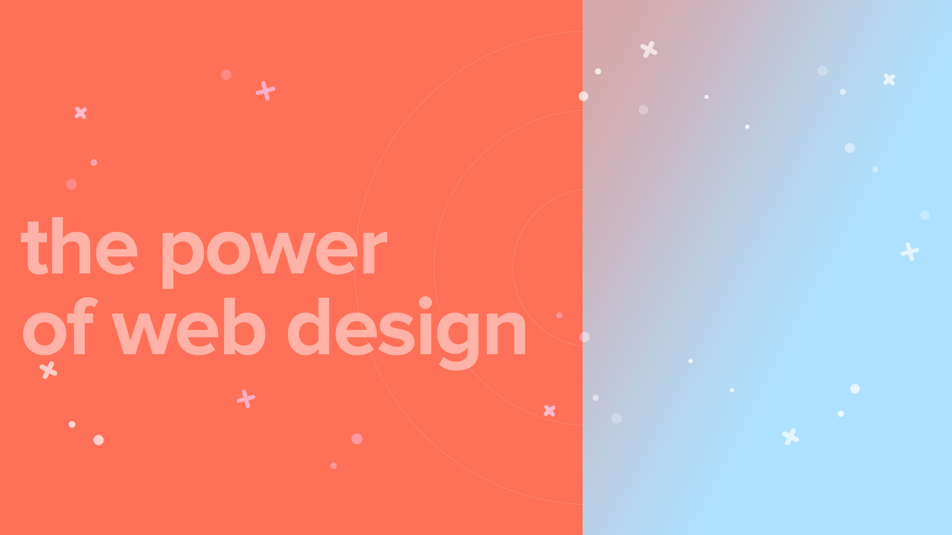 Don't underestimate the power of web design